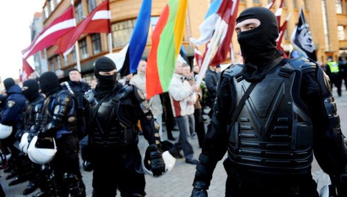День легионера: заявки подали пока Daugavas vanagi Latvijā