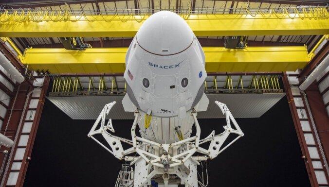 Старт корабля Dragon компании SpaceX с астронавтами: прямая трансляция