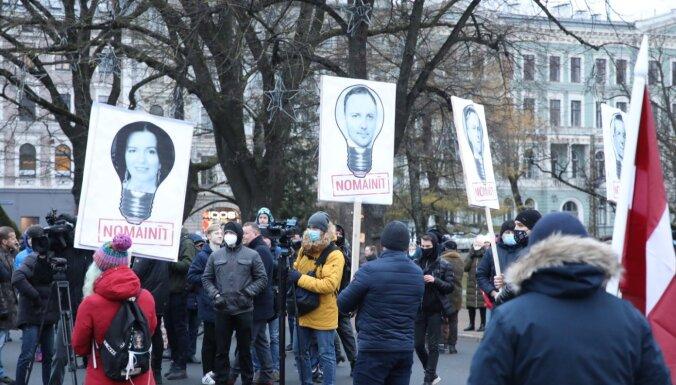 К ответственности призовут около 100 участников пикета против коронавирусных ограничений
