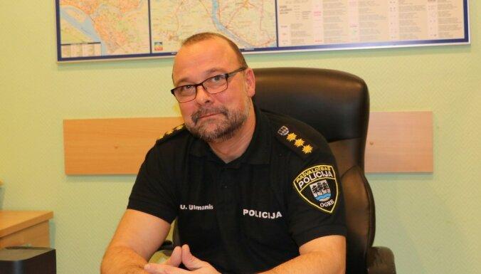 Запретный обед: от должности отстранен глава Огрской муниципальной полиции и его зам