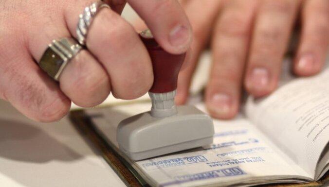 """ЦИК: для """"референдума по негражданам"""" собрано достаточно подписей"""