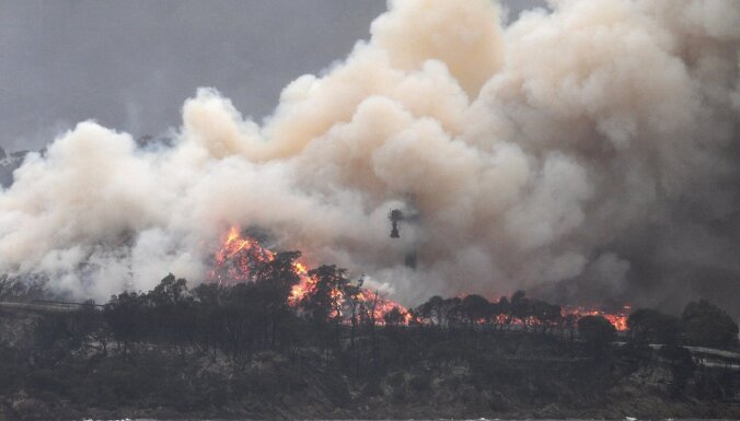 """""""Премьер-министры тоже сделаны из плоти и крови"""": премьер Австралии признал ошибки в борьбе с пожарами"""