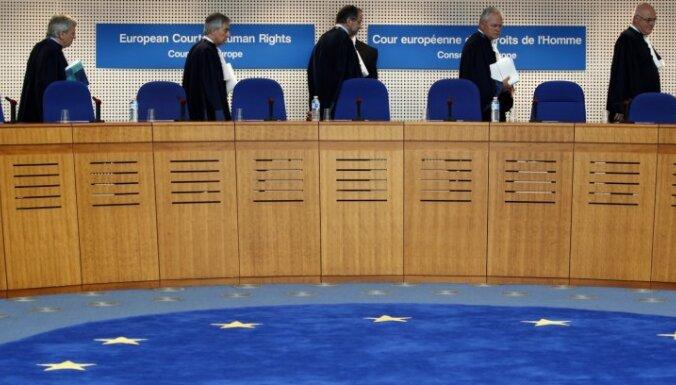 ECT liek Latvijai maksāt 2000 eiro par liegtu iespēju piedalīties krimināllietas iztiesāšanā kasācijas instancē