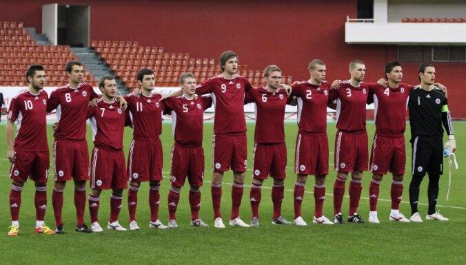 Сборная Латвии на Кубке Содружества осталась четвертой