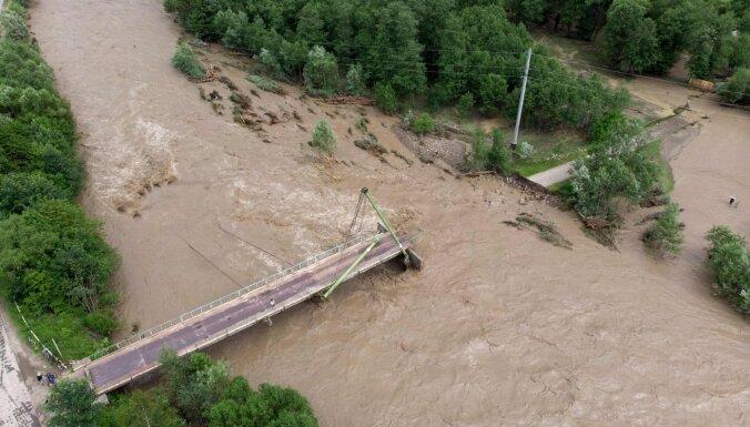 ФОТО. Наводнение в Западной Украине: ученые видят главную причину в изменении климата