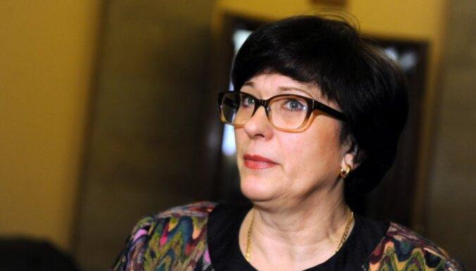 Калниете хочет критиковать Россию, но не видит нарушений в Латвии