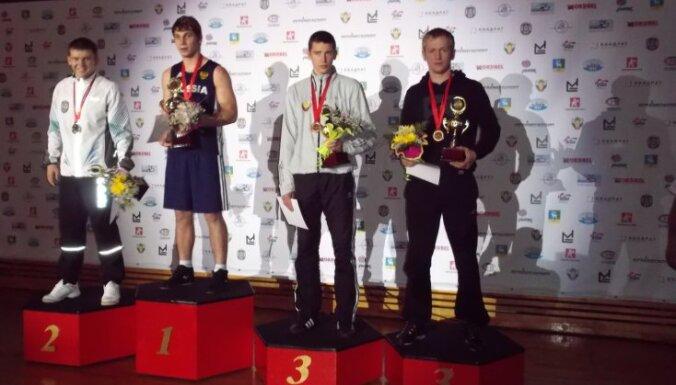 Латвийский боксер — призер Кубка мира среди нефтяных стран