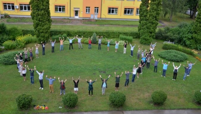 Izcilo skolēnu nometnei 'Alfa' aprit 50 gadi
