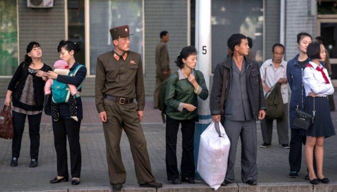 Турагентство: США запретили своим гражданам поездки в КНДР