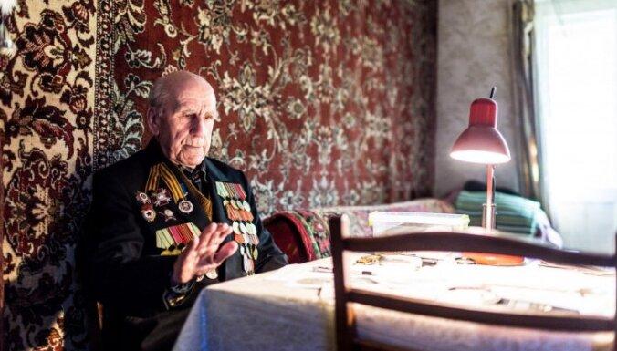 Репортаж из Крыма. Ветеран: нам очень повезло, власть нас уважает