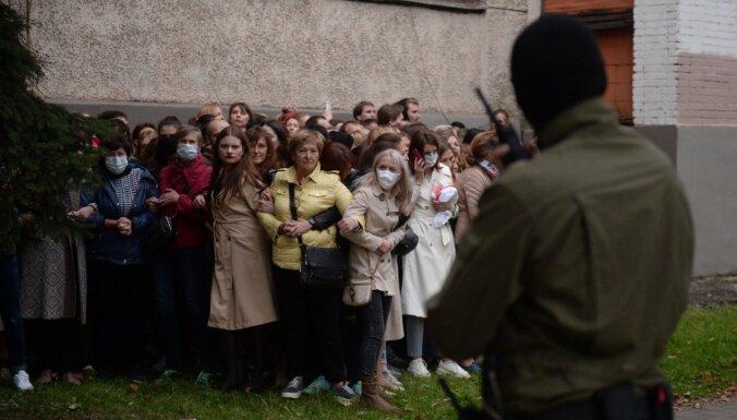 Baltkrievija ierobežo iespējas izbraukt no valsts