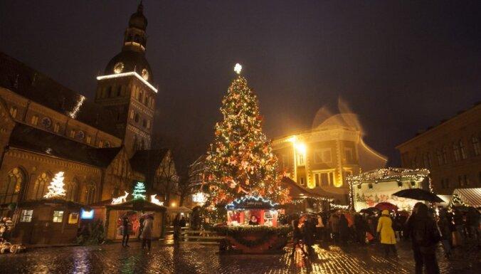 Зимой ожидают резкий спад числа российских туристов в Латвии