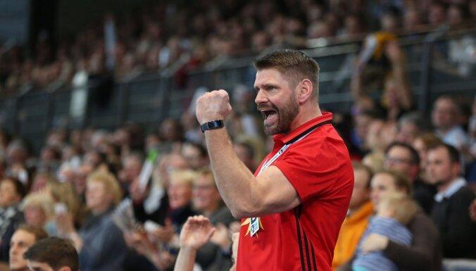 Latvijas handbola izlases galvenā trenera amatu pārņem vācietis Cīrke