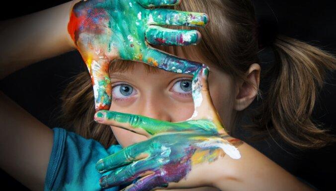 Zīmējumi kā bērnu sajūtu spogulis – kas liecina par trauksmi
