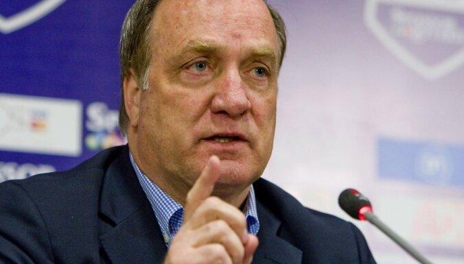 Назван состав сборной России на Евро-2012