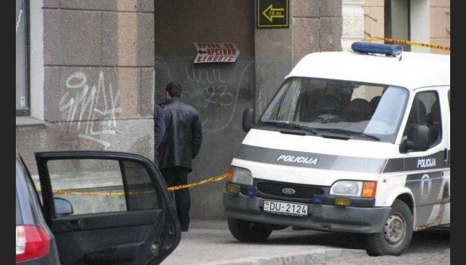 Nošauts Daugavpils vicemērs (20:30)