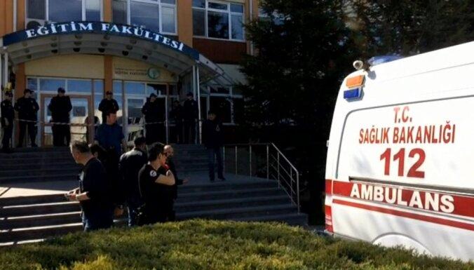 Pētnieka sarīkotā apšaudē universitātē Eskišehirā četri nogalinātie