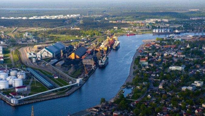 Sankcijas Ventspils brīvostai atceltas pēc Latvijas valdības aktīvas rīcības, paziņo OFAC