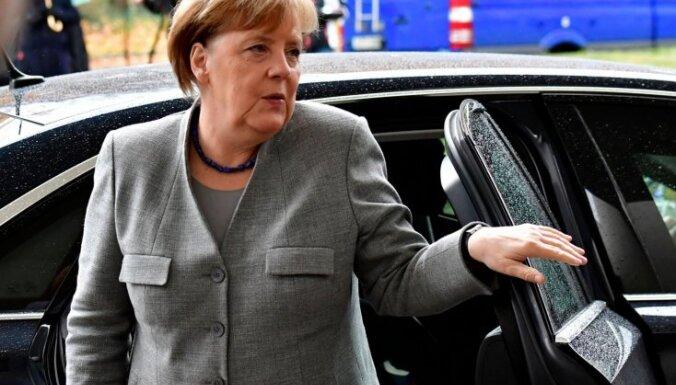 Большинство немцев верят в досрочную отставку Меркель