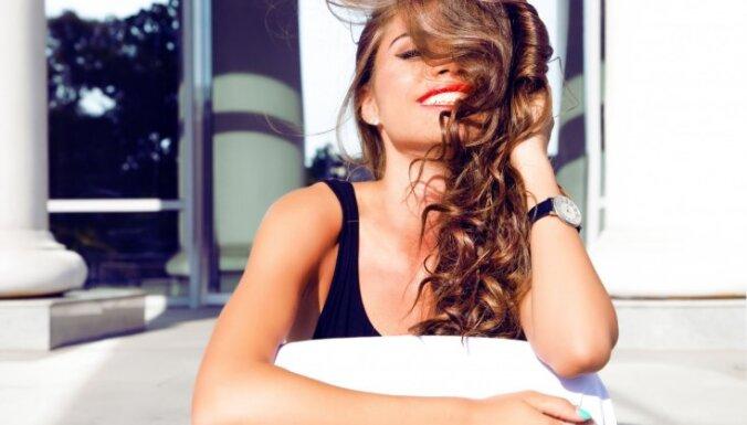 Pieci veidi, kā iegūt fantastiskas lokas bez matu karsēšanas