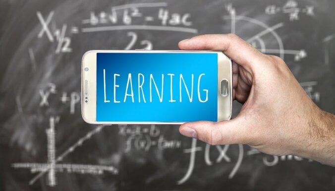 Jēgpilna tehnoloģiju lietošana skolā veicina vēlmi mācīties