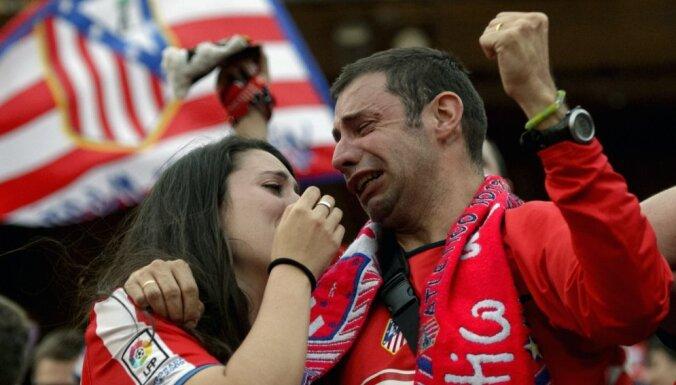 Эмоции и мгновения финала Лиги чемпионов-2013/14