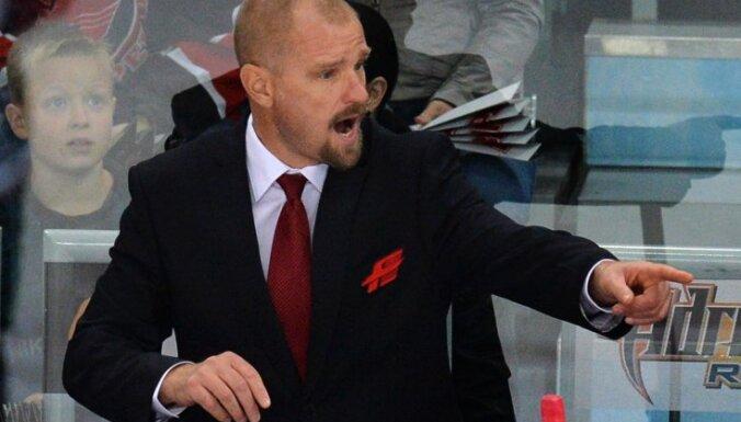 Словацкий клуб КХЛ остался без главного тренера