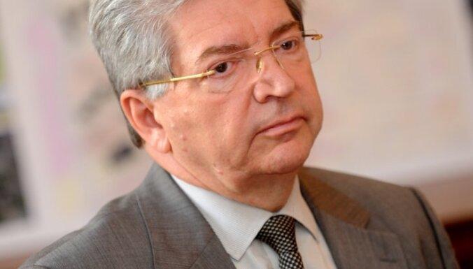 Par RTU rektoru ievēlēts profesors Leonīds Ribickis