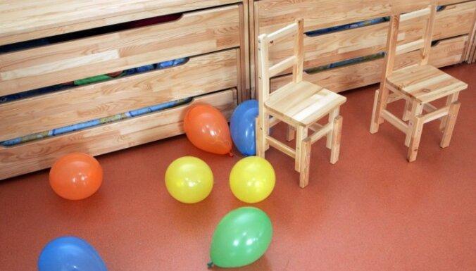 Valdība apstiprina jaunās pirmsskolas izglītības vadlīnijas