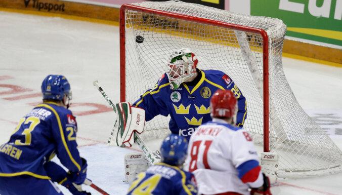 Подготовка к чемпионату мира: сборная России разобралась со Швецией
