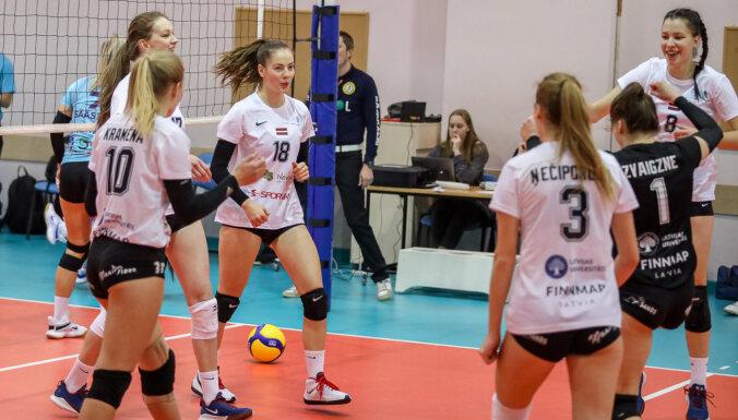 Latvijas Volejbola federācija vienojas par ilgtermiņa sadarbību ar Latvijas Universitāti