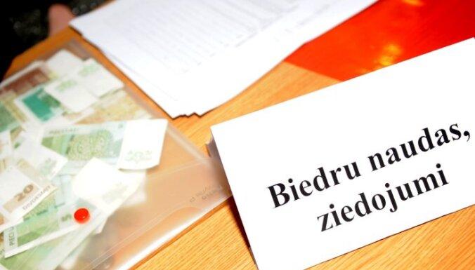 KNAB tiesājas ar divām partijām par gada pārskata neiesniegšanu