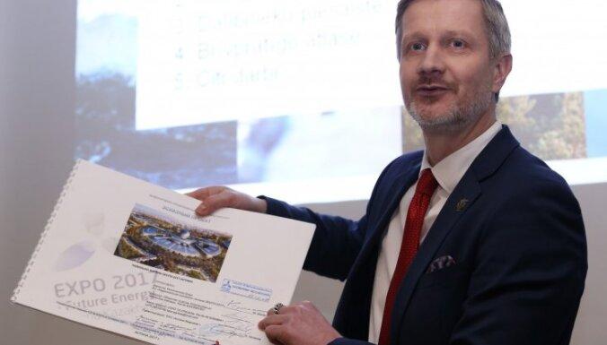 Pēc izskanējušās kritikas pagarina Dubaijas 'Expo 2020' metu konkursu
