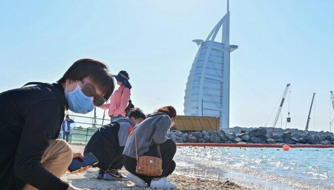 В ОАЭ зафиксировали первый случай заражения новым коронавирусом