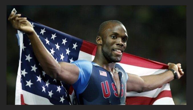 Американский чемпион мира в беге на 400 м не прошел допинг-тест