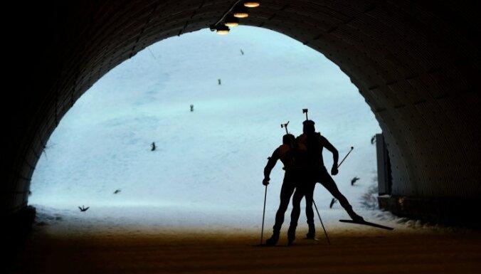Biatlonists Birkentāls izcīna augsto astoto vietu pasaules čempionātā jauniešiem
