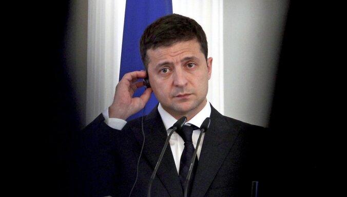"""Меркель и Зеленский обсудили будущий """"нормандский саммит"""" в Париже"""