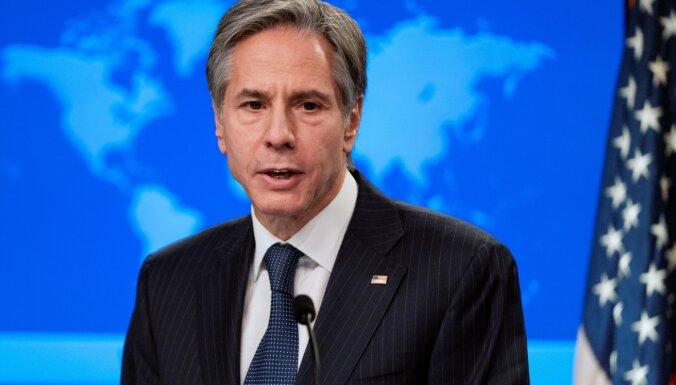 ASV ļoti satrauc Krievijas neiecietība pret vārda brīvību, norāda ASV valsts sekretārs