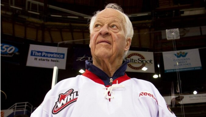 Умер величайший хоккеист Горди Хоу
