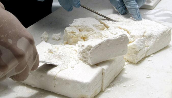 В Эстонии конфисковано 66 кг наркотиков: курьеры возили амфетамин и кокаин из Латвии