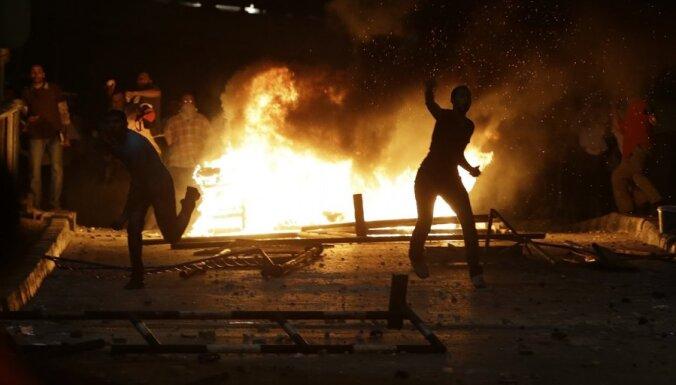 Несколько человек погибли в Египте в перестрелках