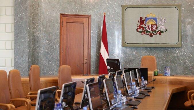 Video: Ministru kabineta preses konference pēc ārkārtējās situācijas izsludināšanas