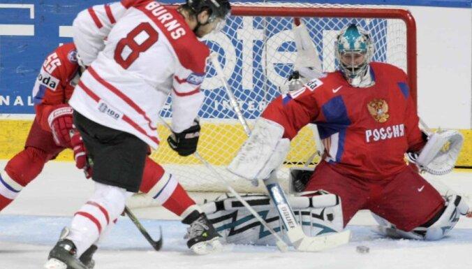 Kanada - Russia, hockey