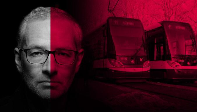 'Delfi TV ar Jāni Domburu' analīze'2019: 'Rīgas satiksme' – korupcijas tīrīšana, arvien augoša apetīte