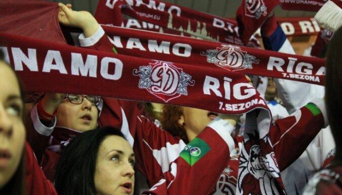 Rīgas 'Dinamo' noslēdz līgumus ar uzbrucējiem Jeļisejevu un Locānu