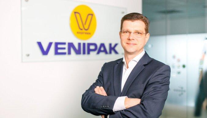 'Venipak' līdz jūlijam plāno Latvijā uzstādīt 200 bezkontakta pakomātus