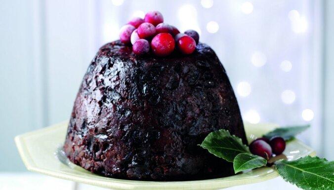 Ziemassvētku pudiņa leģenda un piecas saldi reibinošas receptes, kas jāizmēģina