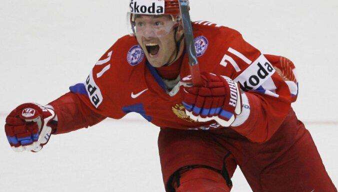 Ilja Kovalcuk, hokejs, hockey, Russia team