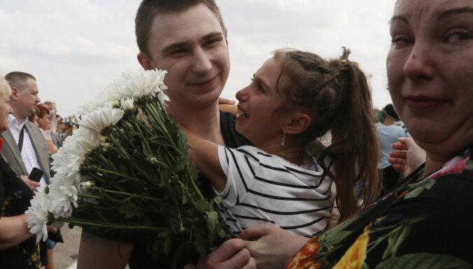 Украина хочет вернуть еще 113 граждан из России