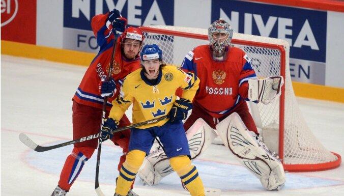 Хоккеисты России едва не отыгрались против Швеции со счета 0:5
